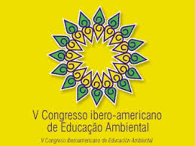 1er y 2º Congreso Iberoamericano de Educación Ambiental