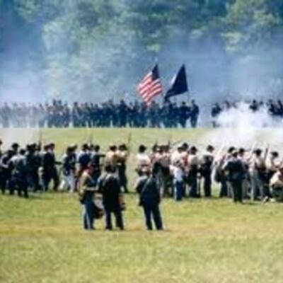 Road to Civil War timeline