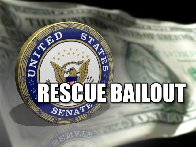 Senate passes bailout bill