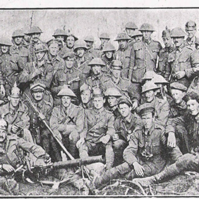 World War One: The Western Front timeline