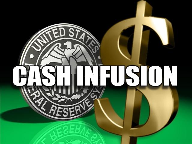 Fed announces $540 billion toward money market mutual funds