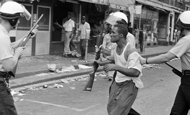 Riots in the Street: Detroit Riot