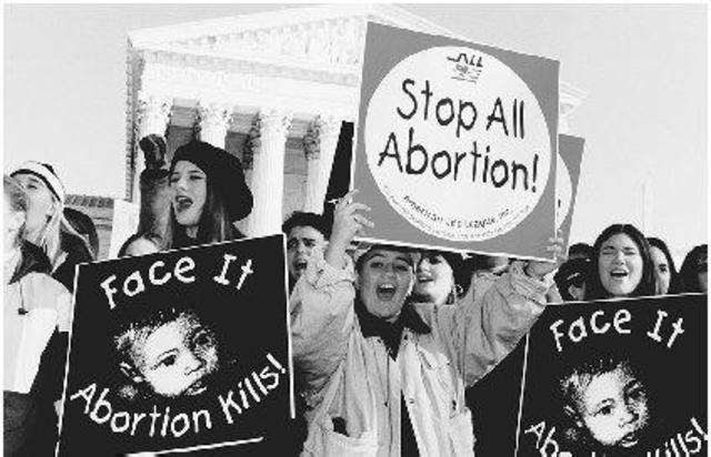First Abortion Case in Supreme Court