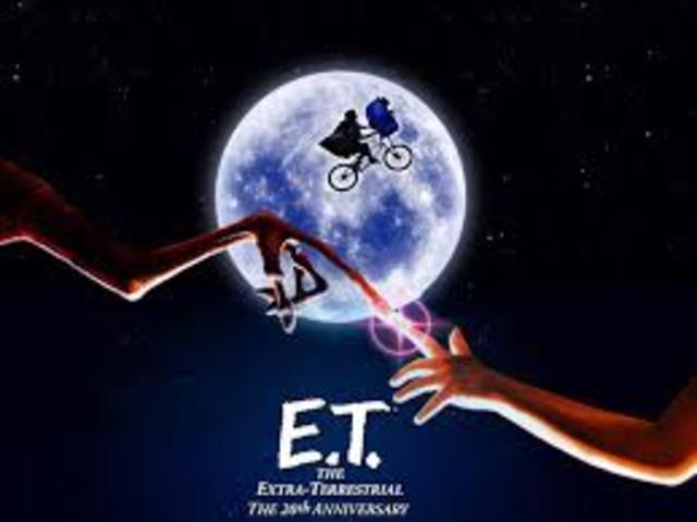 E.T. is Released