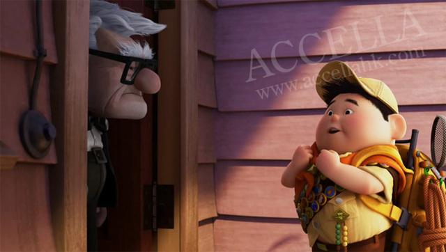 Russel meets Carl