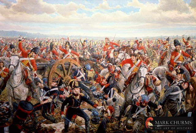 Prussia and Austria Begin the Invasion of France