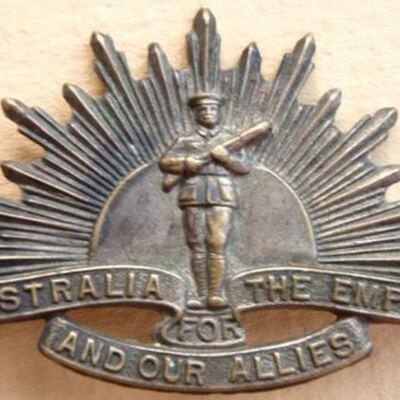 Australia in World War 1 timeline