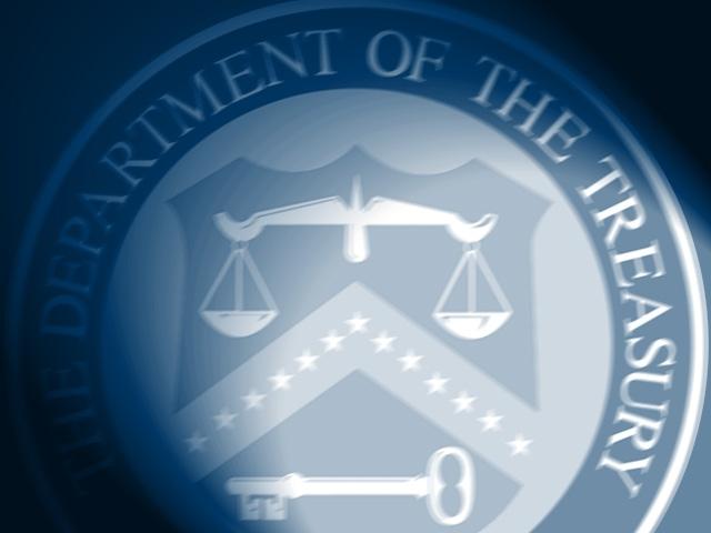US Treasury announces $55 billion in bonds