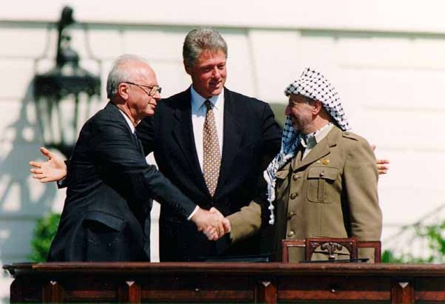 The Oslo Peace Process (Declaration of Principles)