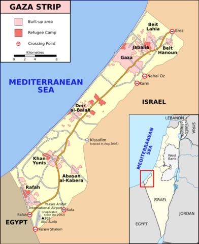 Gaza War (Operation Cast Lead)