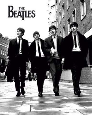 British Invasion (Beatles meet America)
