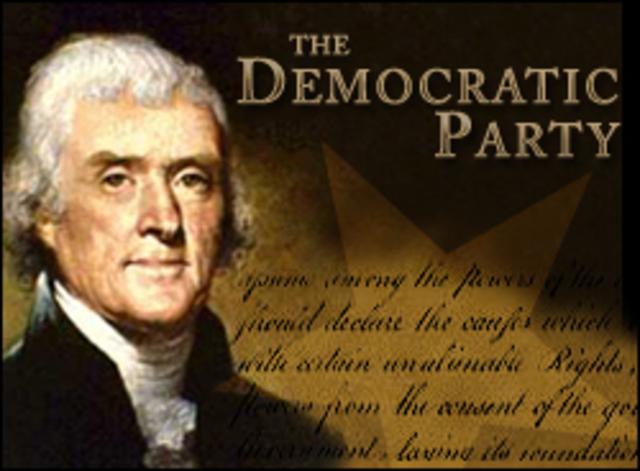 Goal 1: Thomas Jefferson