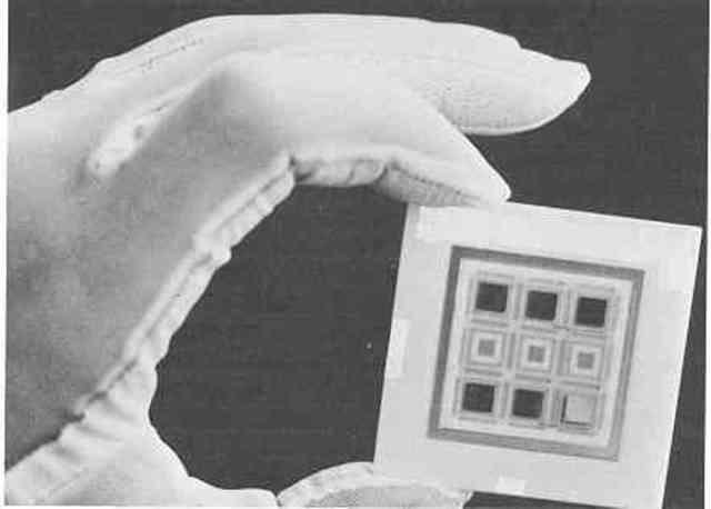 primeros chips de 3º generacion