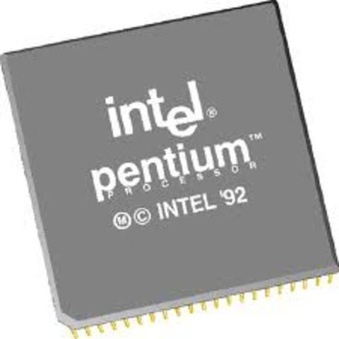 Texas Instruments crea los microprocesadores 4° generacion