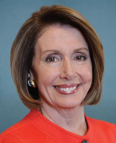 First Female Speaker in the House of Representatives