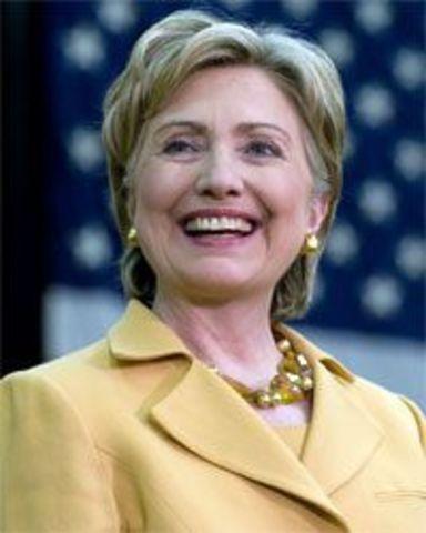 Hillary Clinton Elected