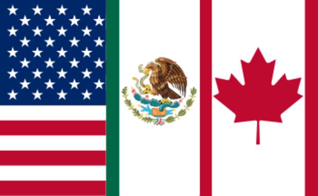 NAFTA Begins