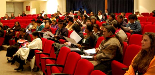 """Seminario """"¿es viable el Desarrollo sostenible en América Latina?:más allá del InformeBrundtland"""""""