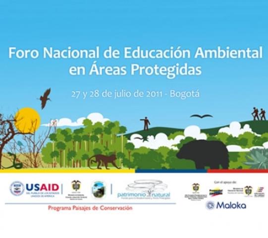 Foro Nacional deEducación Ambiental