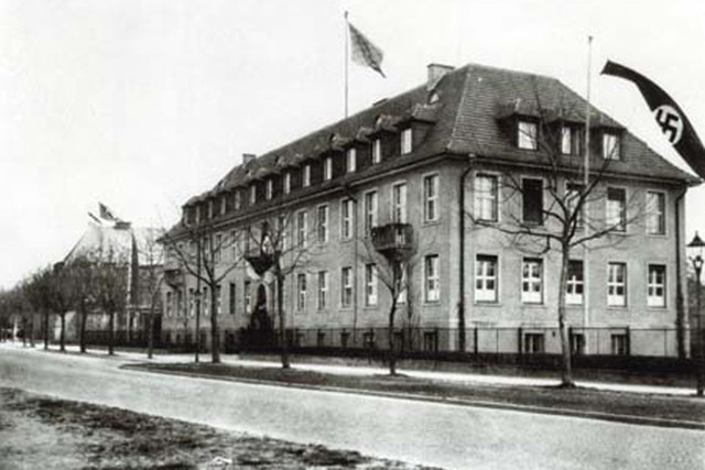 Founding of the Kaiser Wilhelm Institute of Anthropology, Human Genetics, and Eugenics in Berlin