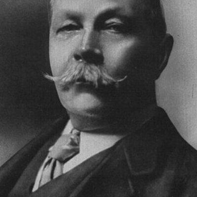 The Life of Sir Arthur Conan Doyle timeline