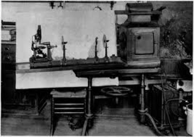The ultra Microscope