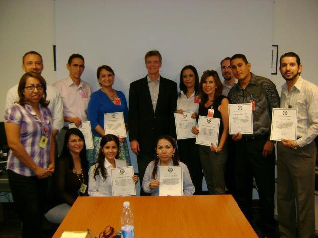 1ª Reunión de la Red de Educadores Ambientales de la Región Centro REARCEM