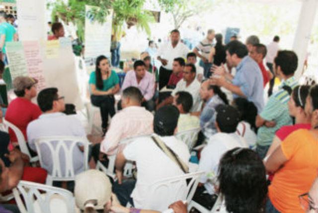 Creación del área de educación ambiental de la Dirección General de Concertación y Participación Ciudadana del Estado de México, Estado de México