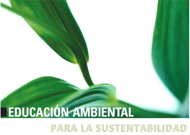 Se crea la Dirección General de Educación Ambiental, Distrito Federal