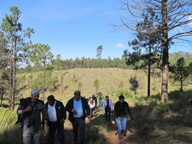 1ª Reunión Nacional de Educadores Ambientales, Oaxtepex, Morelos