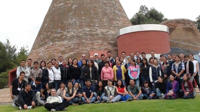 Primer Encuentro Nacional de Redes de Educadores Ambientales, Michoacán, México