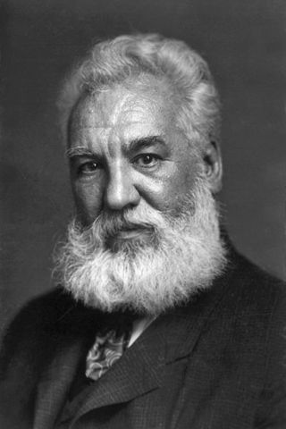 Alexander Grahm Bell invents the telephone