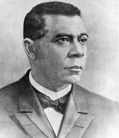 Booker T. Washington becomes head of Tuskegee Institute