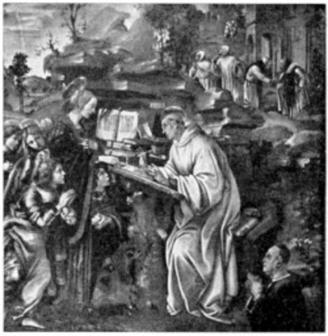 Beginning of Second Crusade