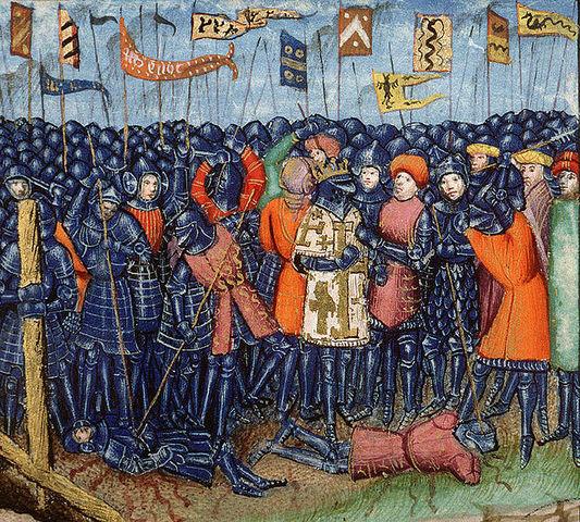 Ending of Third Crusade