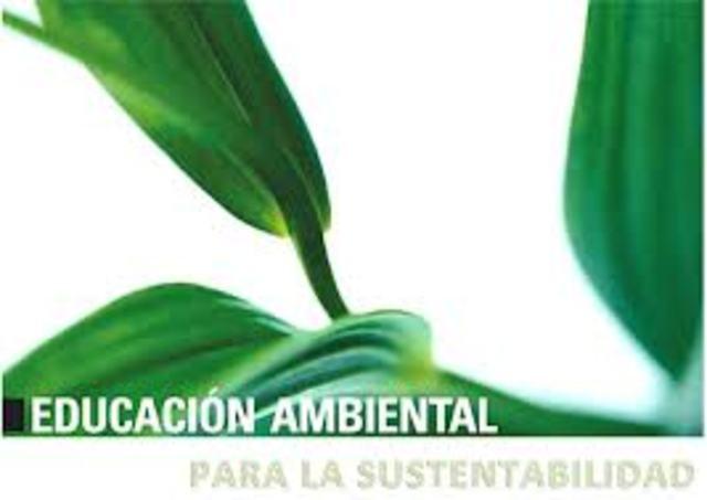 Se crea la Dirección General de Educación Ambiental