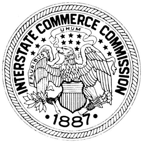 Interstate Commerce Act passed