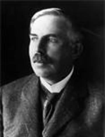 Sir Ernest Rutherford
