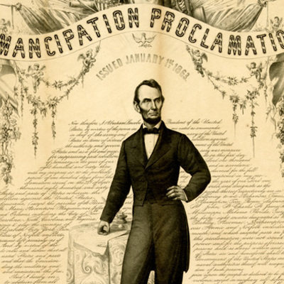 Emancipation Proclamation Timeline
