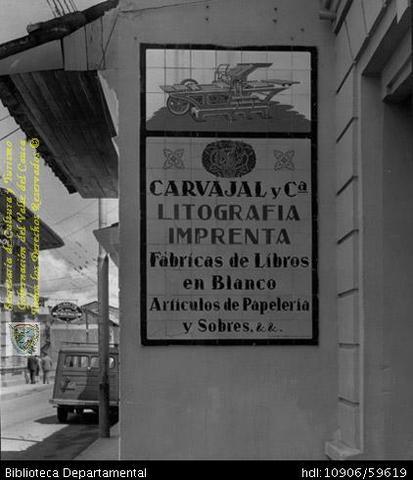 Carvajal y Cia.