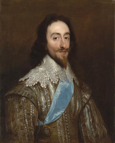 Birth of Charles I