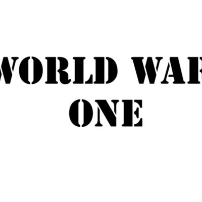 World War One Timeline BY MATT
