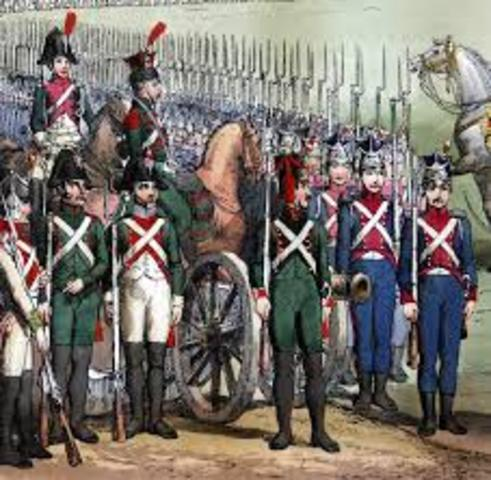 Napoleon Given Command of French Army in Italy