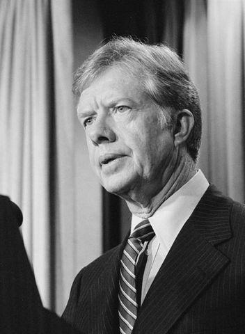 Carter's Legislation Passed