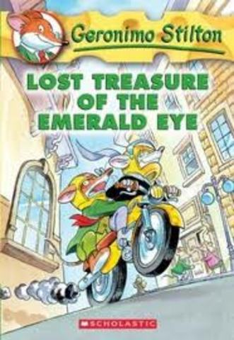 The Lost Treasure Of The Emerald Eye