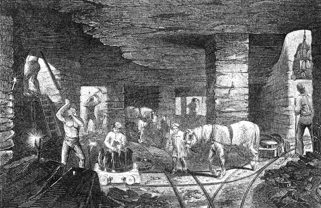 The Iron and Coal Industries
