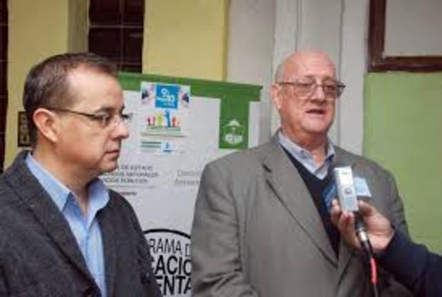 Primer Encuentro Nacional de Redes de Educadores Ambientales  (Michoacán, México)