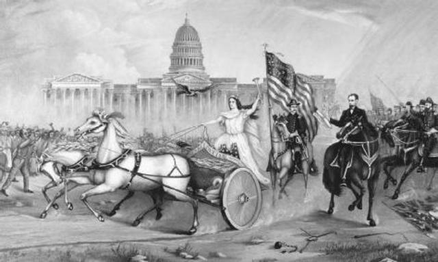 Lincoln Wins Presidency