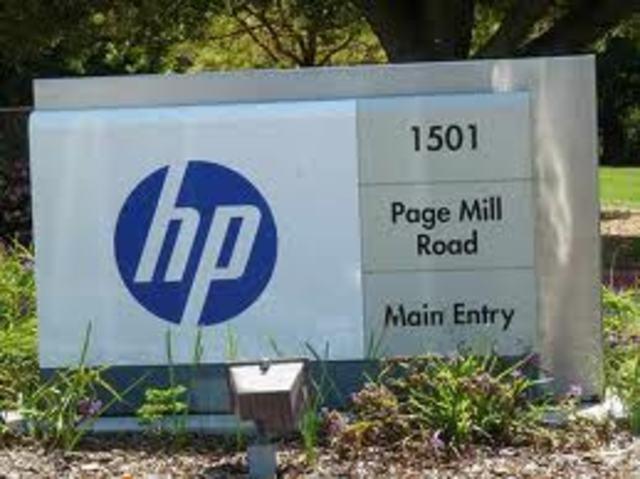 Hewlett-Packard es fundado, dando vida a Silicon Valley