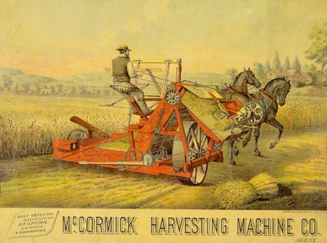 Mechanical Harvestor